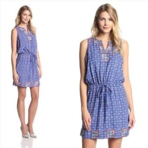 Irving and Fine Lucky Brand Embroidered Dress